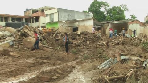 Aumenta a 301 el número de muertos tras deslave en Mocoa, Colombia