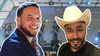 Lorenzo Méndez le manda un peculiar mensaje a su 'nuevo tío', Lupillo Rivera