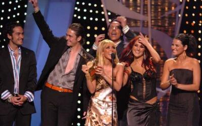 RBD se convirtió en Revelación del Año en el 2006....