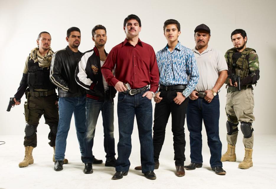 nuevo elenco El Chapo