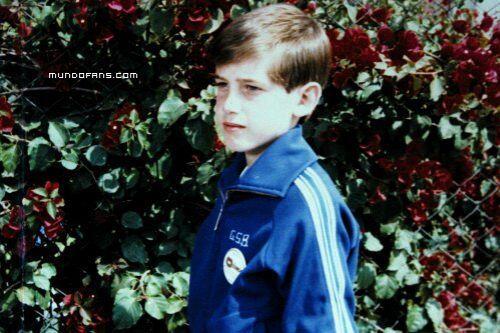 ¿Te imaginabas que este niño sería el protagonista de varias telenovelas...