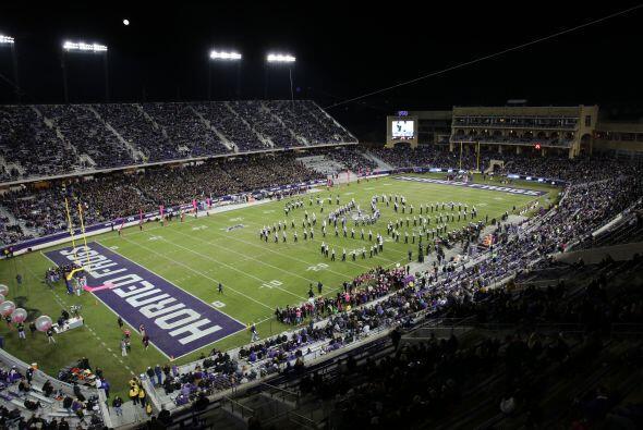TCU vs Kansas