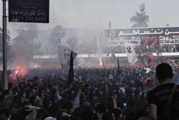 El tribunal de El Cairo ha entregado el veredicto al clérigo más importa...