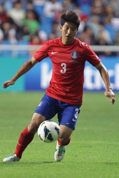 Joo Ho Park. Posición: Defensa. Fecha de nacimiento: 16 de enero de 1987...