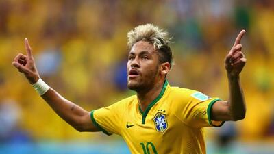 El brasileó tuvo que derribar un dron en movimiento.