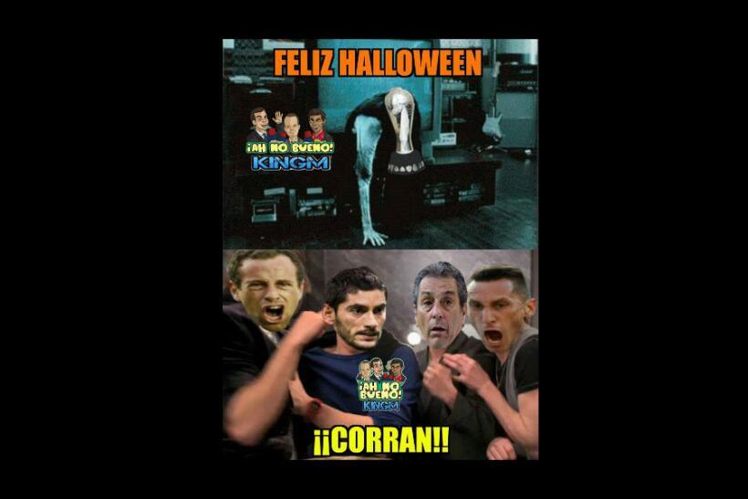 Memes de la jornada 15 del Apertura 2015
