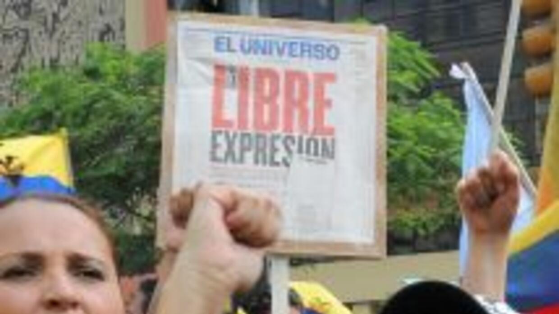 La decisión de una corte penal ecuatoriana de ratificar la condena a tre...