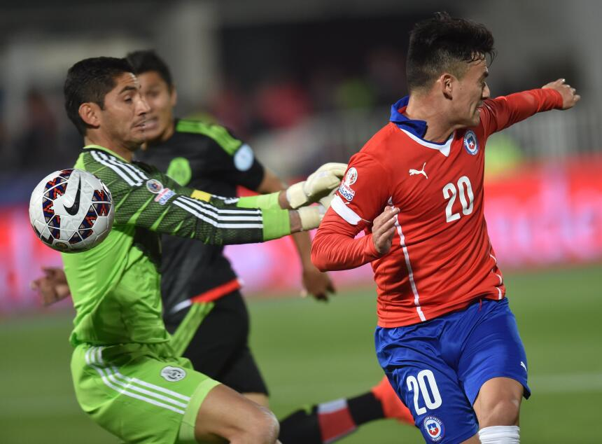 Calificamos el Chile vs. México