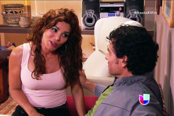 Te saliste con la tuya Irma, Armando aceptó vender su casa para darte gu...
