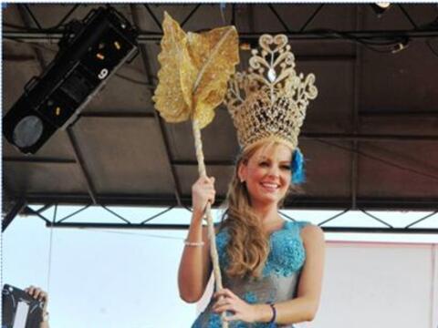 Marjorie de Sousa ha sido nombrada embajadora del CRI-Matamoros en M&eac...