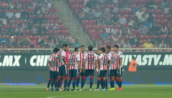 Chivas y Porto empatan con polémico final Gol Oscar Macias Chivas  2.jpg