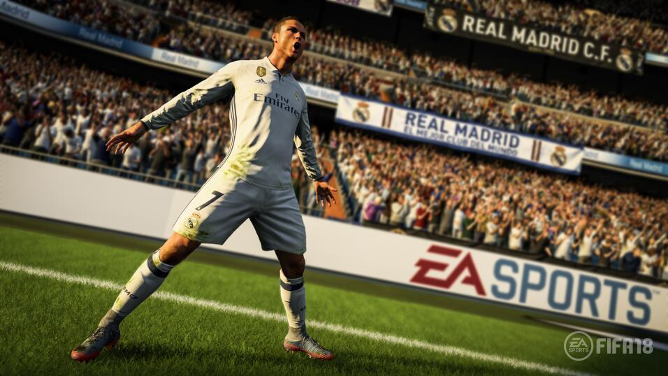 Esto es todo lo que tienes que saber de FIFA 18 RONALDO_SII_FRONT_FULLRE...
