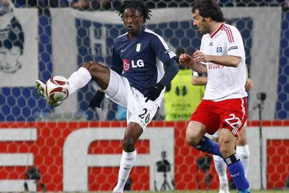 El otro encuentro disputado fue el Hamburgo ante el Fulham, un auténtico...
