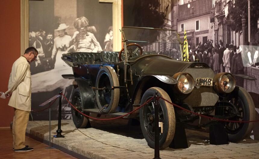 Los cinco carros embrujados que cambiaron el curso de la historia gettyi...