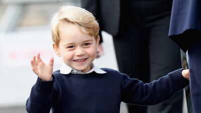 Con solo 5 años, el príncipe George ya es una de las celebridades británicas mejor vestidas