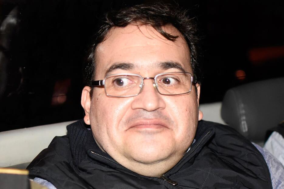 Detención Javier Duarte