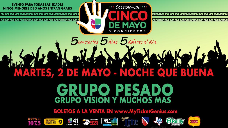 Cinco conciertos español 2