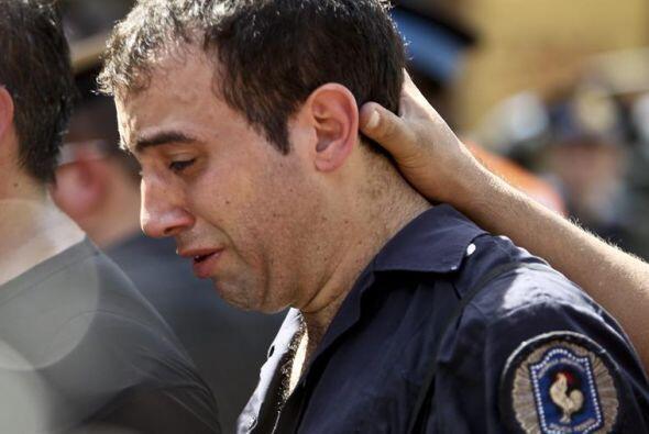 A raíz de la tragedia, la presidenta argentina, Cristina Fernández, decr...