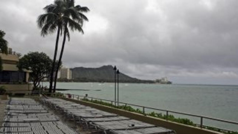 Un súbito mal clima en Hawaii podría afectar el desarrollo del Pro Bowl...