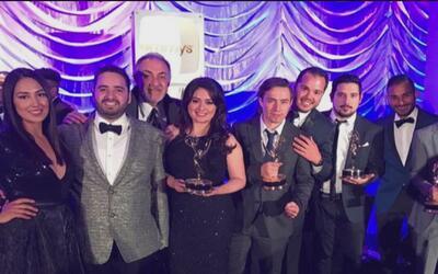Univision Chicago ganó cinco estatuillas de los premios Emmy