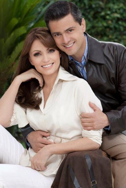 La pareja llegó al altar pese a la poca credibilidad que público en gene...