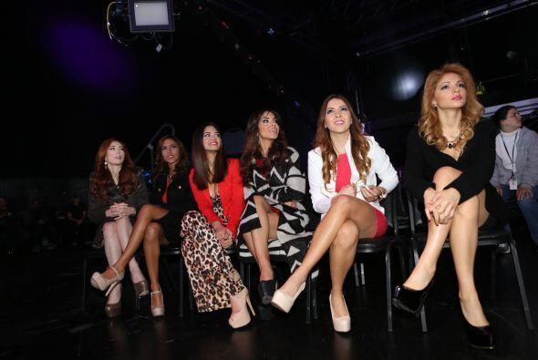 Se pudieron dar cuenta de que estar parada en un escenario frente a much...
