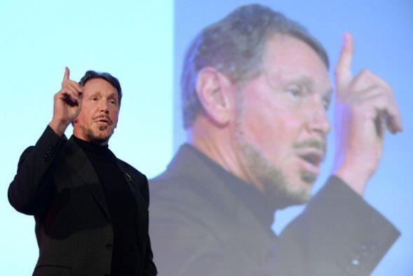 LARRY ELLISON. Este desertor universitario y fundador de Oracle es tambi...