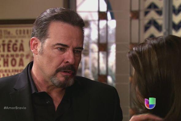 Lo que hizo Daniel ha puesto en riesgo todo, Camila deberá hacer todo lo...
