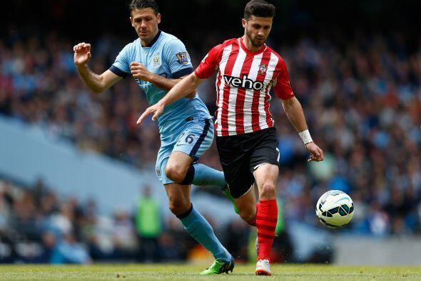 El Manchester City logró una victoria clara sobre el Sunderland por 2-0.