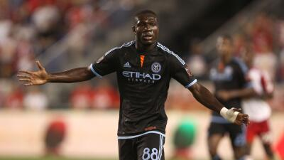 Kwadwo Poku, delantero de New York City FC