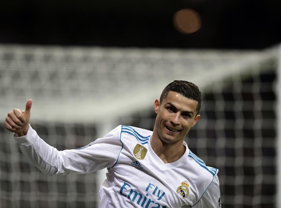 1. Cristiano Ronaldo (Real Madrid / Portugal)