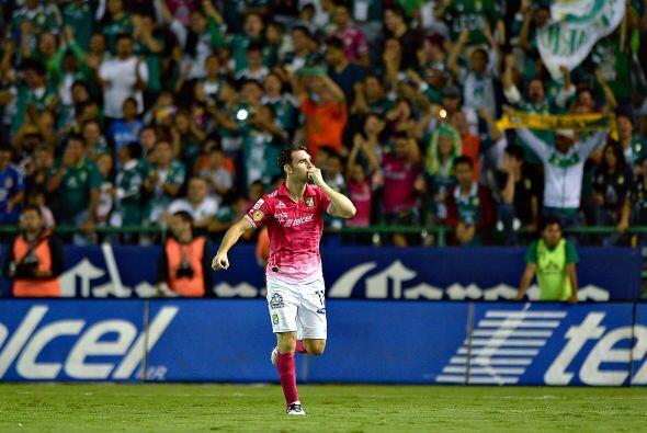 Mauro tuvo un ataque variado en el torneo convirtiendo 5 goles con dispa...