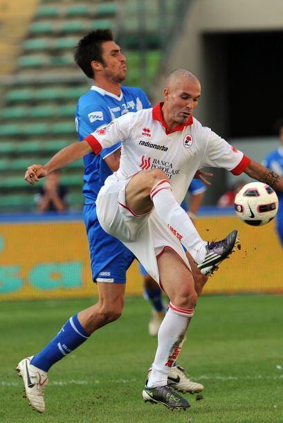 Bari recibió al Brescia, que tenía opciones de ponerse com...