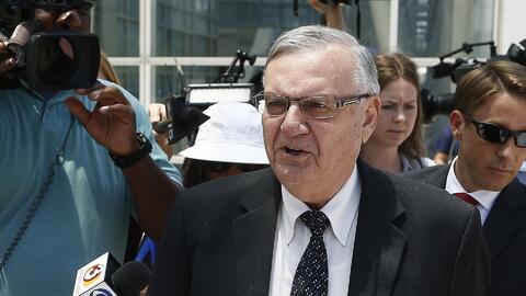 Arranca el juicio del exsheriff Joe Arpaio con uno de sus exabogados tes...