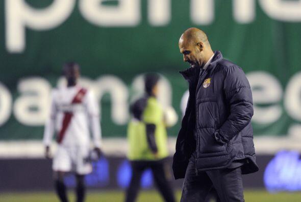 7-0 final para el aún equipo de Guardiola, que así postergó el festejo d...