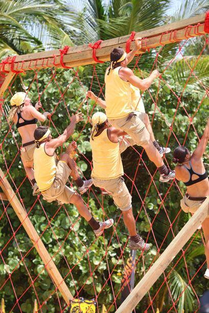 Superar obstáculos y memorizar varias figuras fue parte de este desafío.