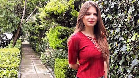Daniela Aedo, de estrella de novelas infantiles a bloguera
