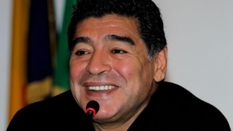 El ex futbolista está en el país caribeño para grabar dos programas junt...