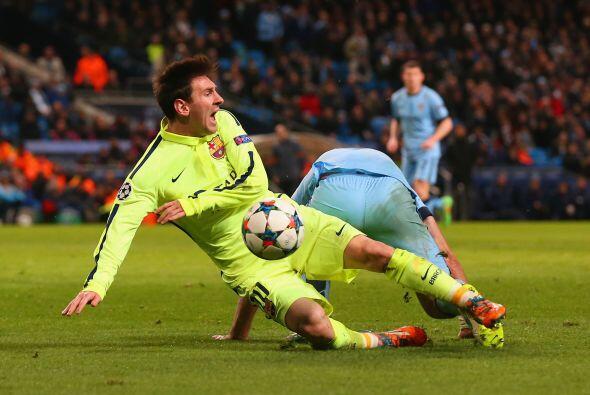 En tiempo de compensación Barcelona tendría la oportunidad de meter el t...