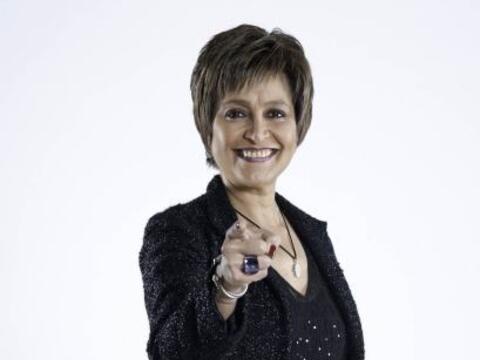 Daniela Romo tendrá el papel de conductora del nuevo reality show...