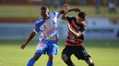 Aguila vs. Isidro Metapan