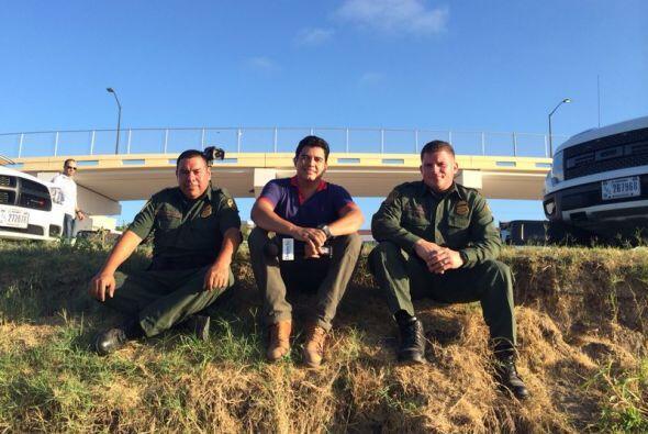 Valientes, justos y muy humanitarios, así son los agentes de esta patrul...