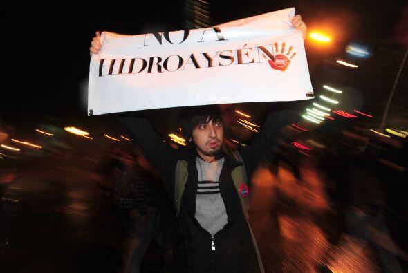 HidroAysén es un plan conjunto de la española  Endesa controlada por la...