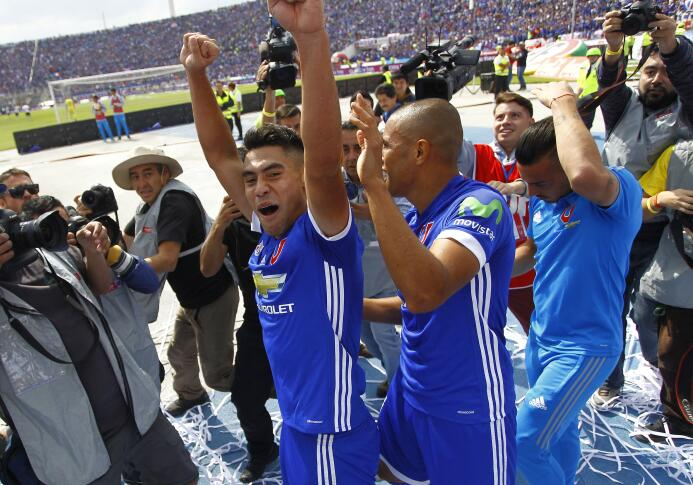 Se dice que Pachuca busca hacerse de los servicios del delantero chileno...