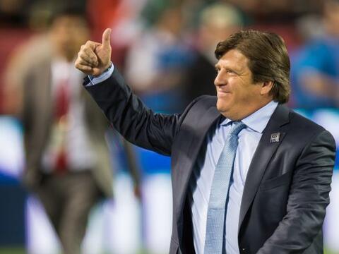"""Miguel """"Piojo"""" Herrera tendrá una prueba difícil y de alto..."""