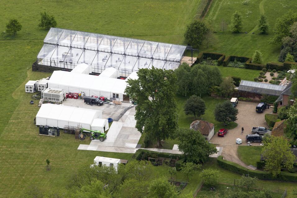 Así fue la boda de Pippa Middleton  REX_PMWLMP170517_18.JPG