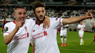 Burdeos 1-1 Liverpool: Los Reds dejaron ir la victoria en su visita a Francia
