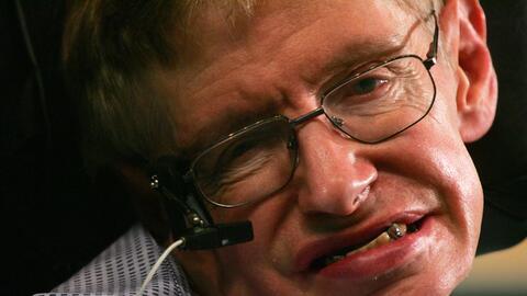 """Stephen Hawking: """"Mi objetivo es simple. Es la comprensión t..."""