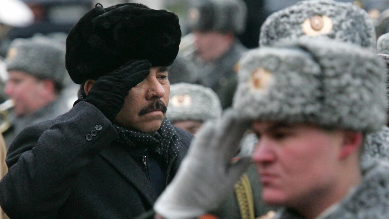 Desde que Ortega llegó al poder en 2007, la cooperación entre Moscú y Ma...
