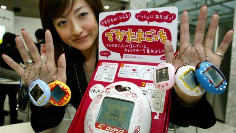 El Tamagotchi se ha mantenido relevante en Japón durante sus 17 años de...